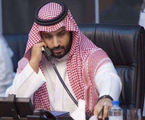 Mohammed bin Salman, Saudi Arabia's minister of defense / AP