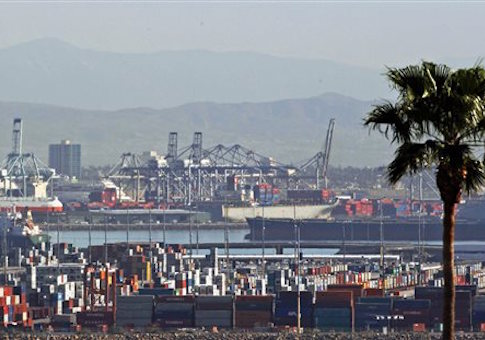 Ports of Los Angeles