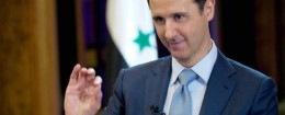 President Bashar al-Assad of Syria / AP