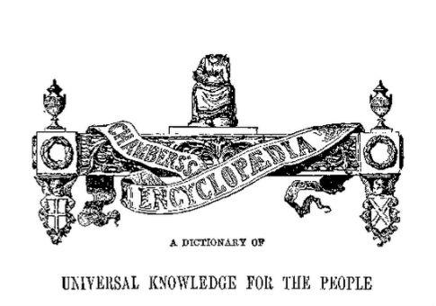 Chambers Encyclopedia
