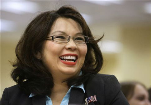 Tammy Duckworth / AP