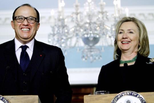 Hillary Rodham Clinton, Taieb Fassi-Fihr