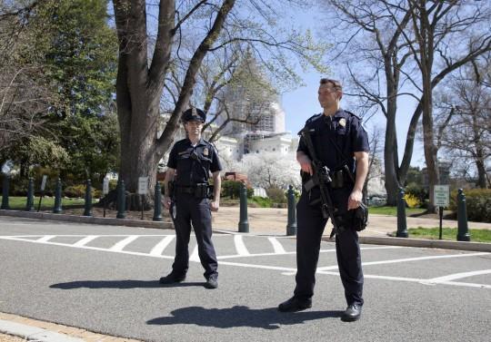 Capitol Police / AP