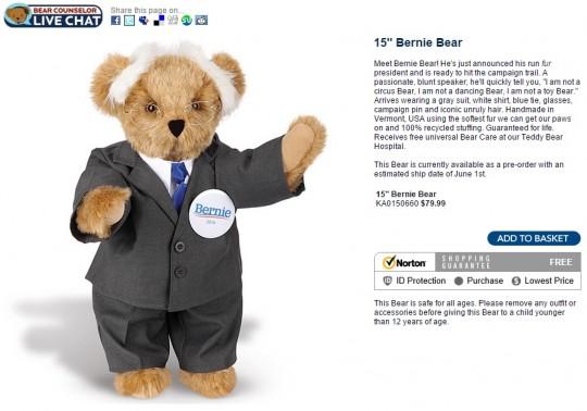 Bernie Bear / Screenshot