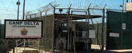 Camp Delta at Guantanamo Bay / Wikimedia Commons