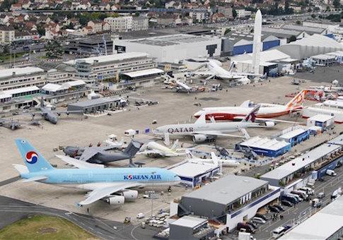 The 49th Paris Air Show