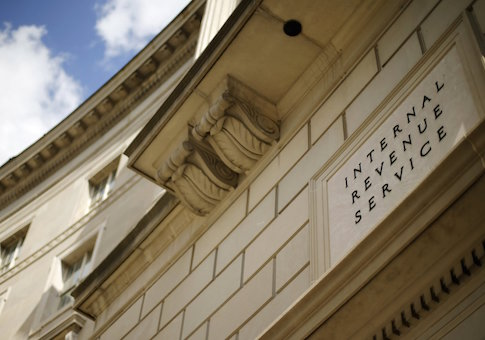 The IRS building in Washington, D.C. / Reuters