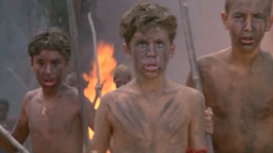 Screenshot from 'Lord of the Flies'