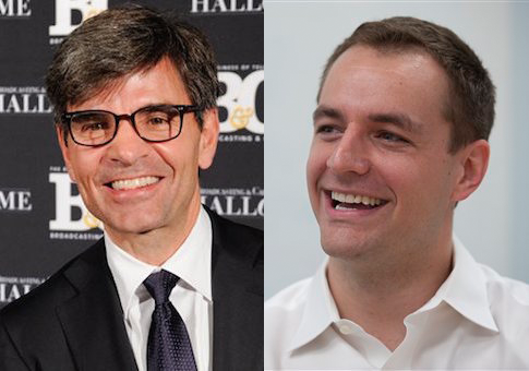 George Stephanopolous, Robby Mook