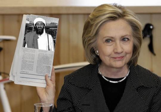 Hillary al-Clinton.