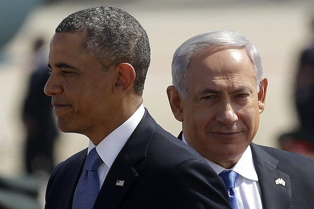 Obama and Netanyahu / AP