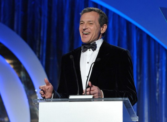 Disney CEO Bob Iger (AP)