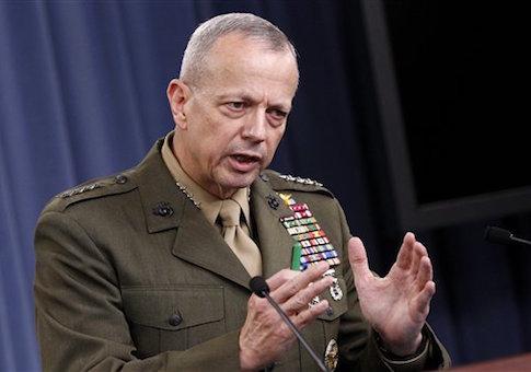 Marine Gen. John R. Allen