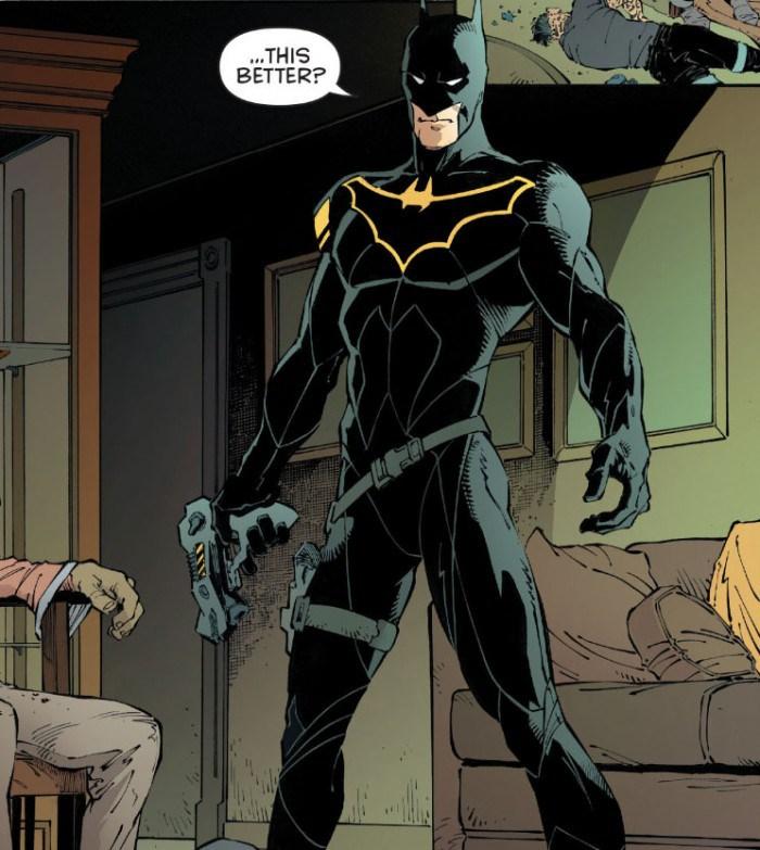 Fan Comics Batman Comic Book Fan Feel