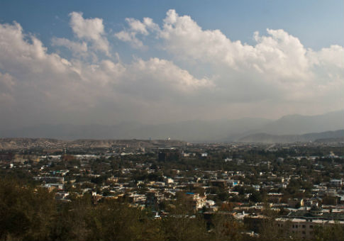 Kabul, Afghanistan / Wikimedia Commons