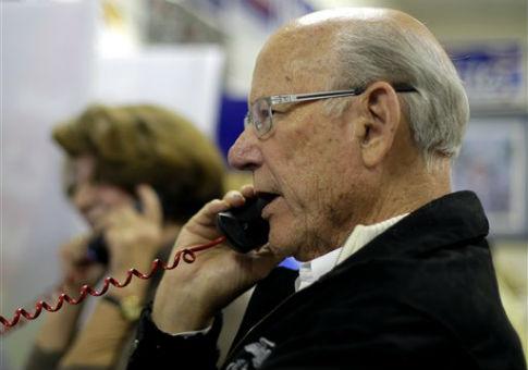 Sen. Pat Roberts (R., Kan.) / AP