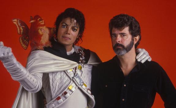 george lucas Michael Jackson