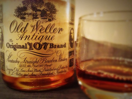 This is the best bourbon. It's borderline criminal that Buffalo Trace changed the label.