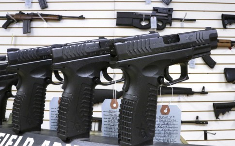 Gun Sales Set Another Monthly Record