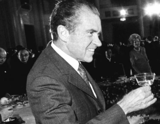 President Richard Nixon, 1972 / AP