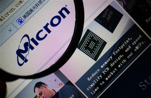 Micron Technology / AP
