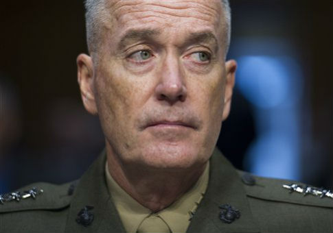 Joint Chiefs of Staff chair Gen. Joseph Dunford / AP