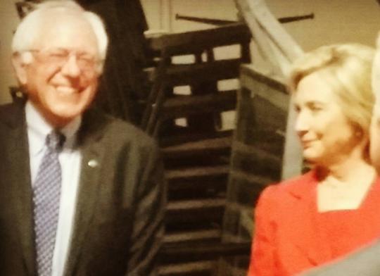 (Bernie Sanders Instagram)
