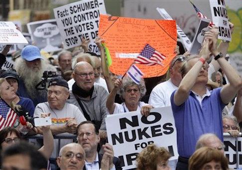 Stop Iran Rally