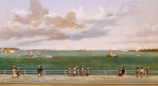 Bombardment of Fort Sumter, William Aiken Walker