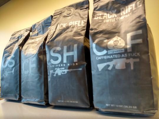 Black Rifle Coffee / Stephen Gutowski