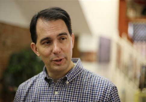 walker muslim Gov scott walker is backing president donald trump's travel ban affecting seven mostly muslim countries.