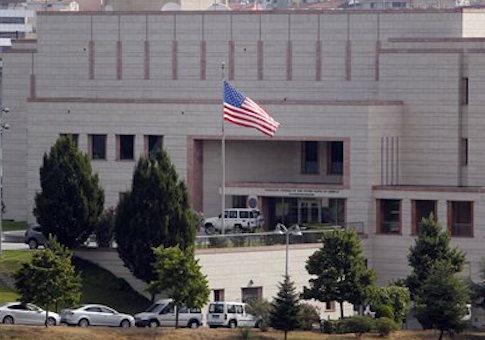 U.S. consulate in Istanbul