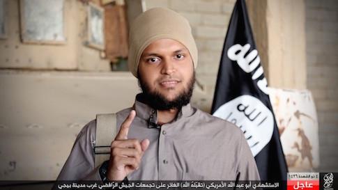 Abu Abdullah al-Amriki