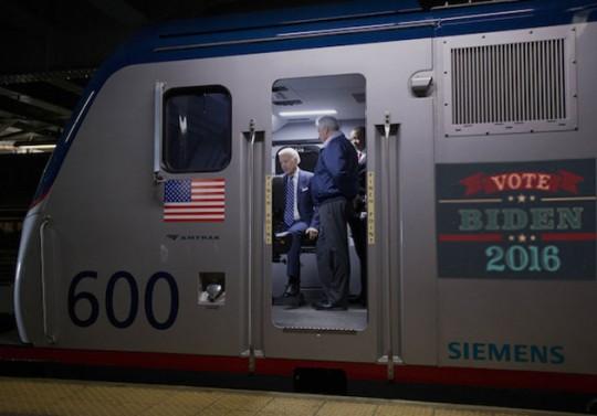 All aboard! (AP)