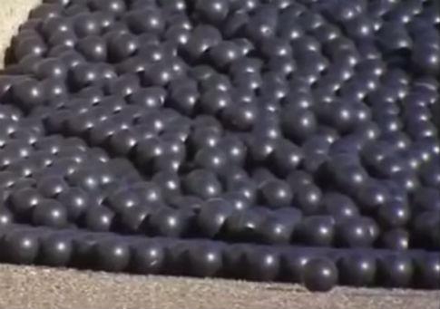 Black shade balls (screenshot)