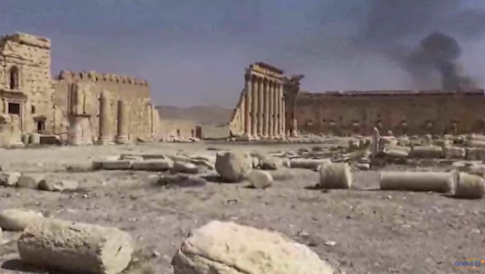 Explosion at ancient site of Palmyra