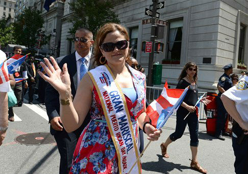 Melissa Mark-Viverito / AP