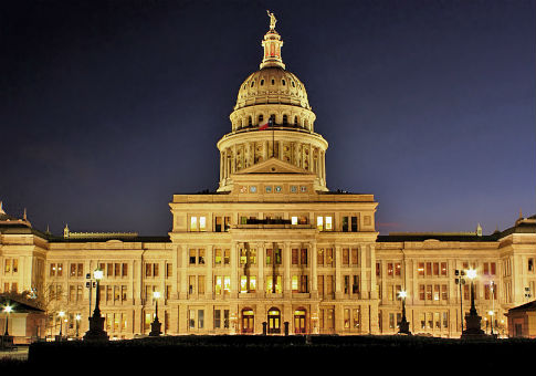 Texas State Capitol / Wikimedia Commons