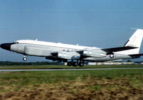 A U.S. RC-135 / Wikimedia Commons