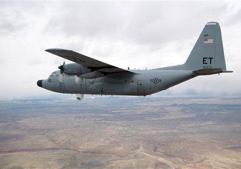 A C-130 Hercules
