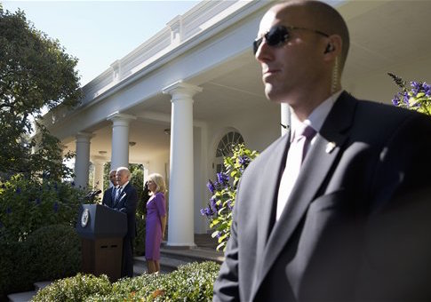 A Secret Service agent