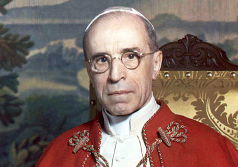 Pope Pius XII / Wikimedia Commons