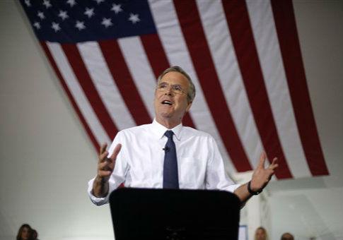 Jeb Bush / AP