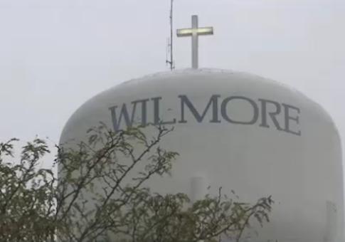 Wilmore Kentucky water tower