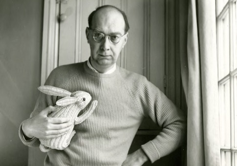 Philip Larkin / Courtesy of the estate of Philip Larkin