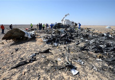 Egypt Russian Plane Crash