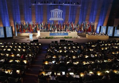 UNESCO general conference in 2015 / AP