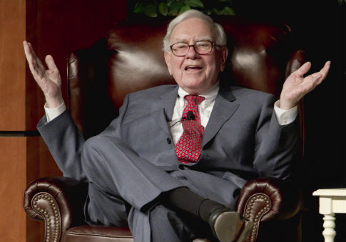 Warren Buffett / AP