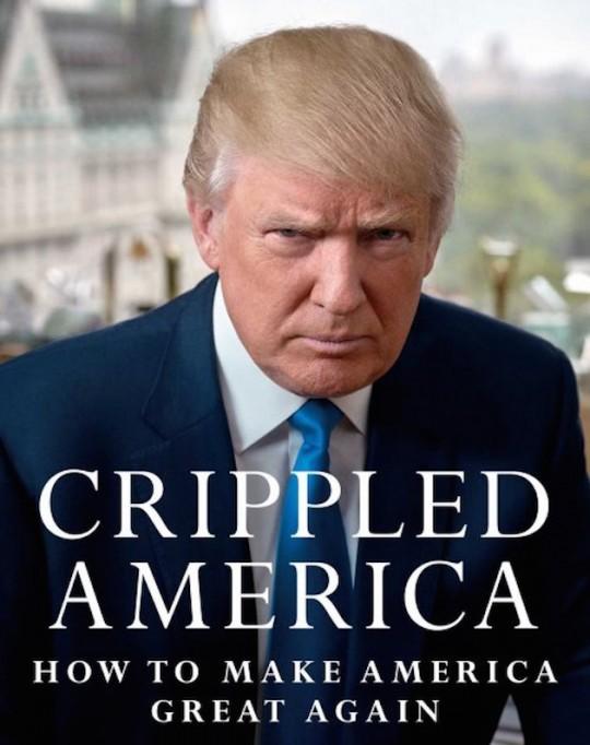 Donald J. Trump, prominent genius.