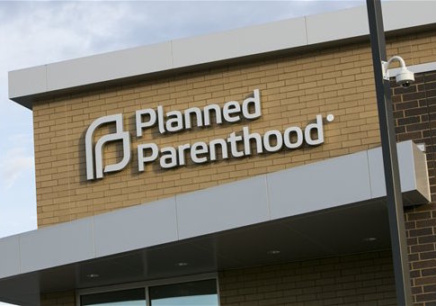 A Planned Parenthood clinic  / Sipa via AP